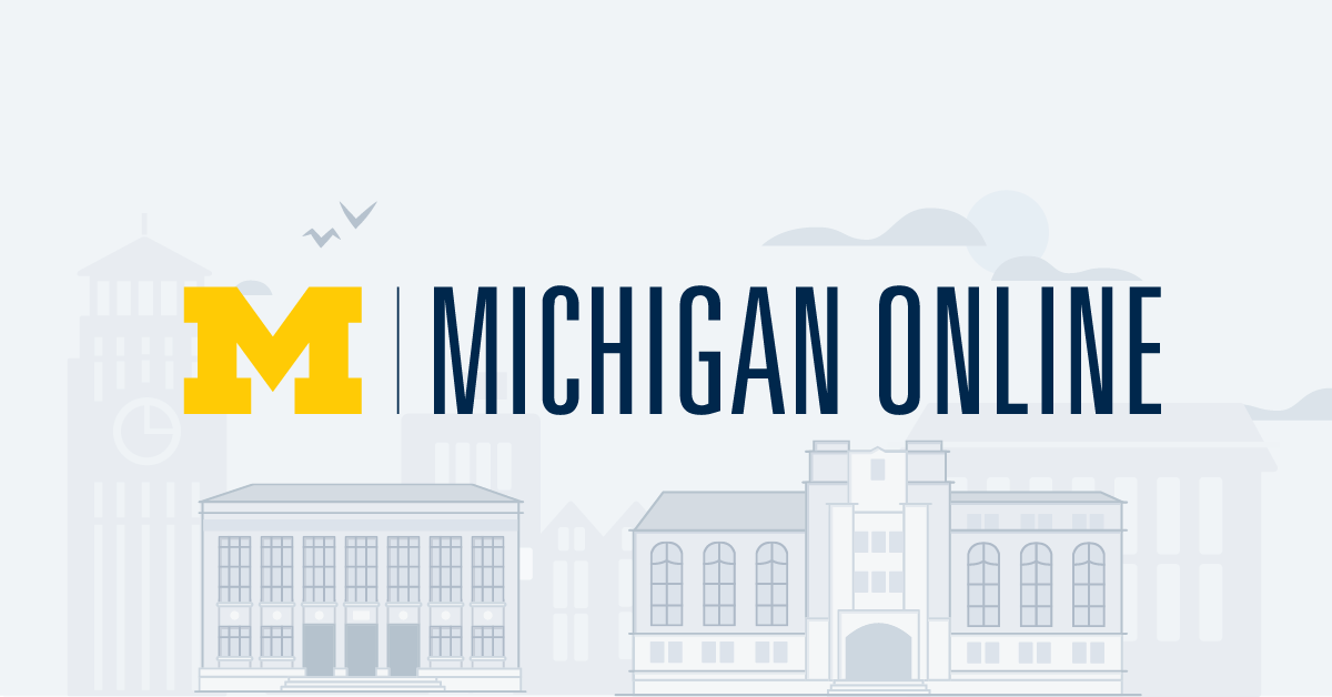 Home | Michigan Online